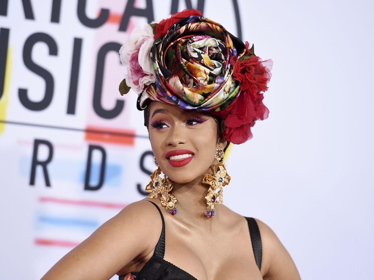 Cardi B, Pharrell, Kanye draw crowds during Art Basel Miami