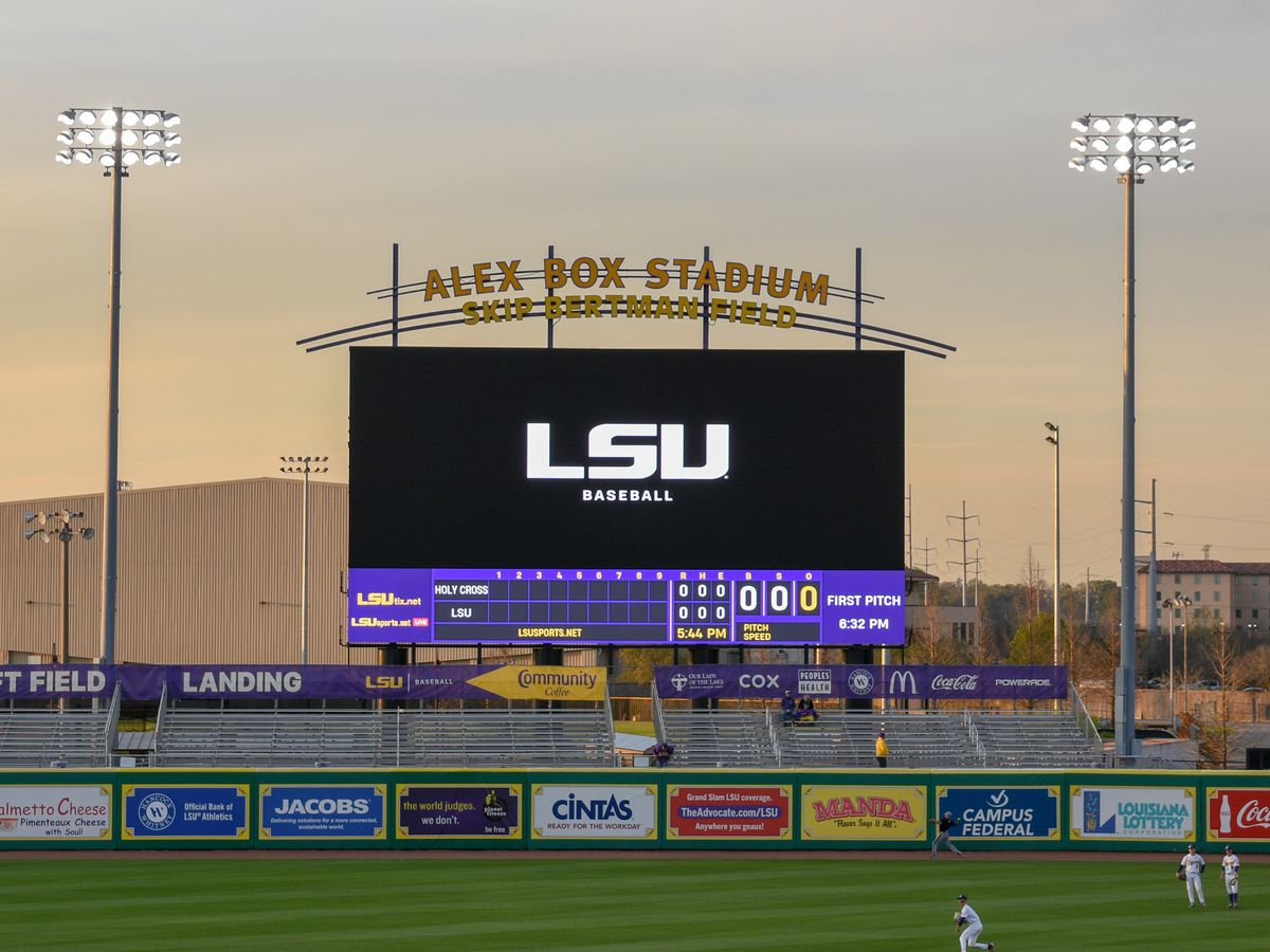 LSU baseball ranked No. 12 in USA Today Baseball Poll