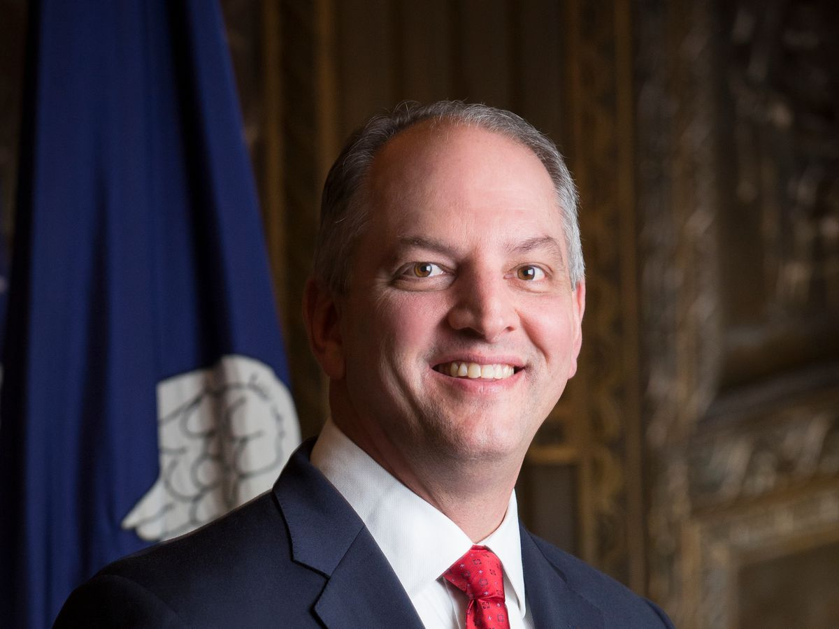 Gov. Edwards formally announces re-election run