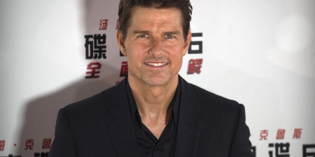 "NASA chief ""all in"" for Tom Cruise to film on space station"