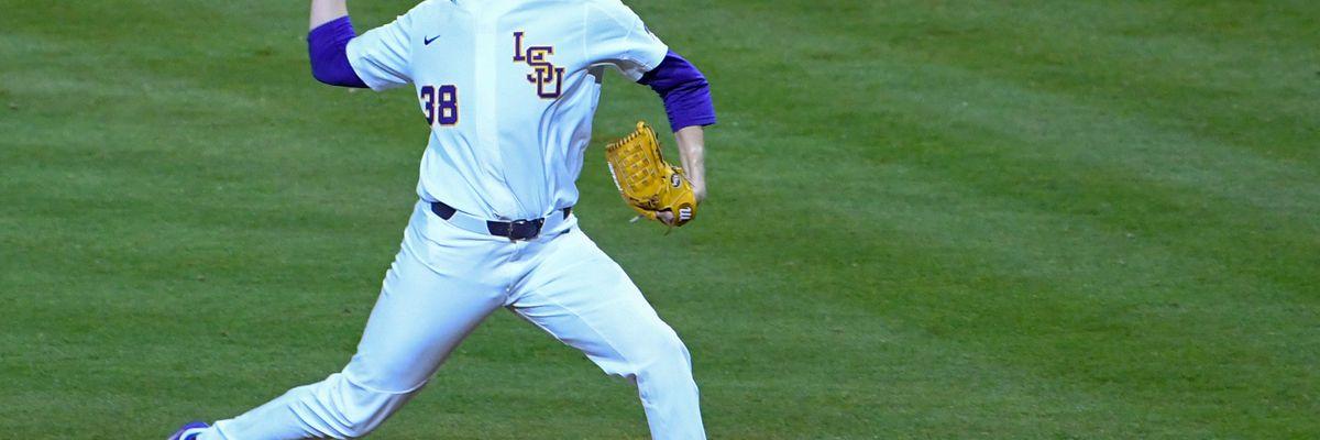 LSU baseball back in action Friday against Bryant University