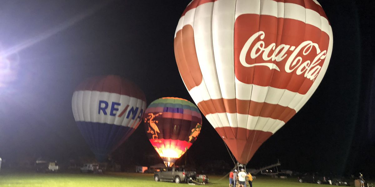 Ascension Hot Air Balloon Festival happening this weekend