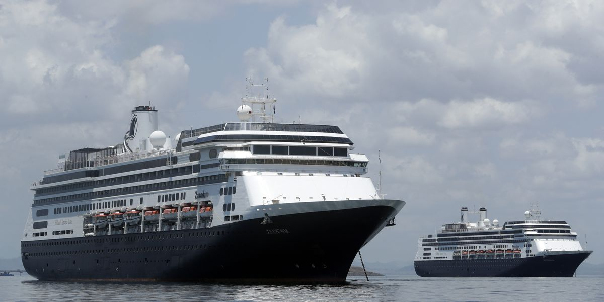 Florida docking plan in the works for ill-fated cruise ships