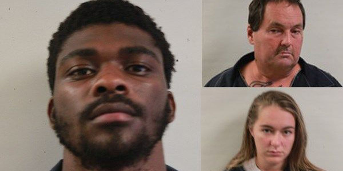 Three Washington Parish residents arrested in major crime event
