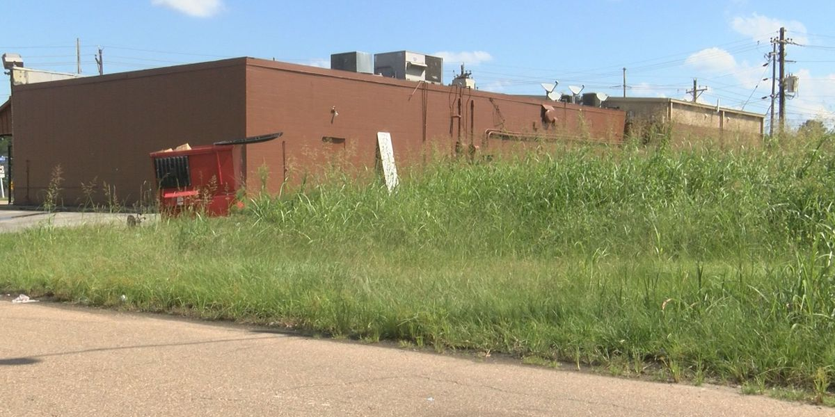 ACTION JACKSON: City cuts grass at business after residents express concern