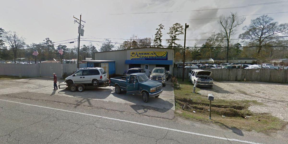 Latest on fed raid of Denham Springs towing company