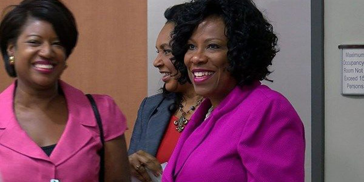 Mayor speaks at event, gives women advice on how to overcome adversity in their careers