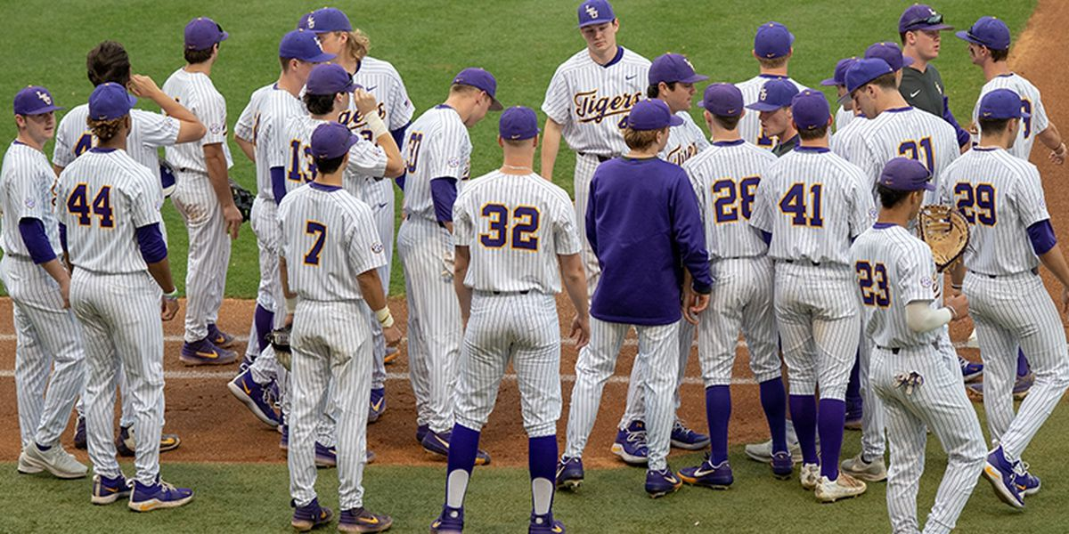 Teams in Baton Rouge Regional to be announced during NCAA selection show