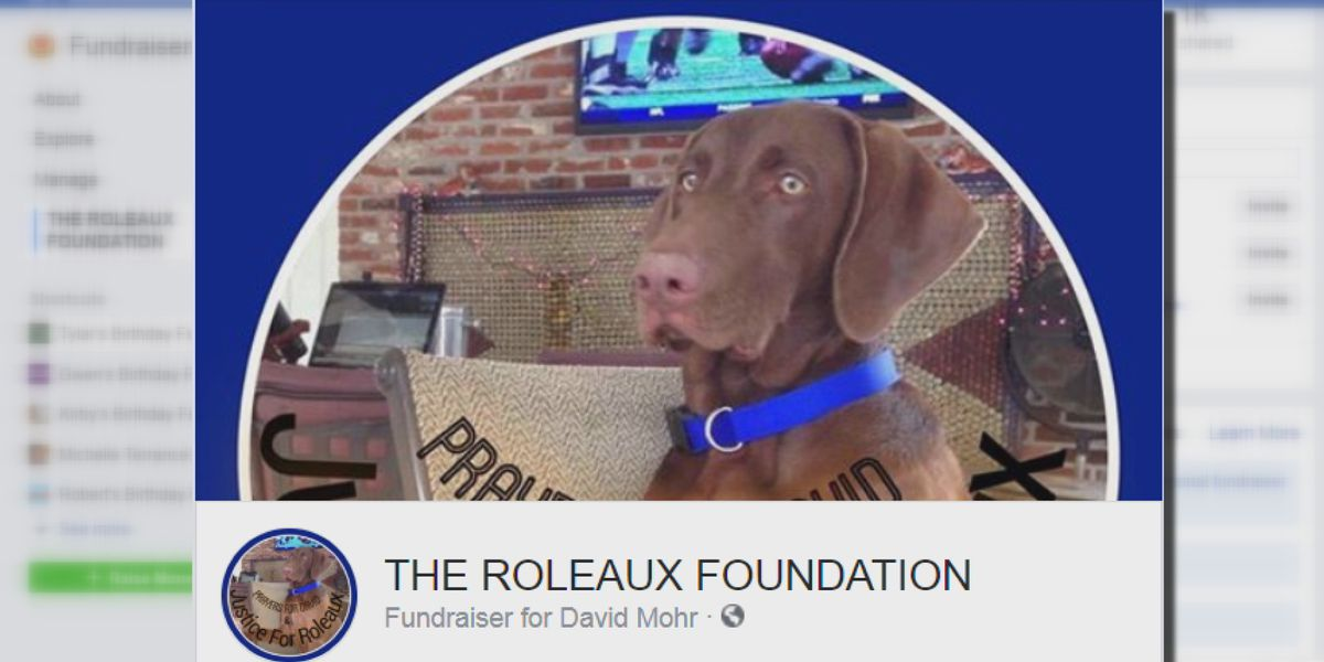 Man uses personal tragedy to help area shelters, pets through new non-profit