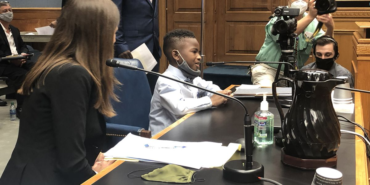 La. lawmakers move to give 4th-grader suspended for having BB gun visible during online class chance to appeal