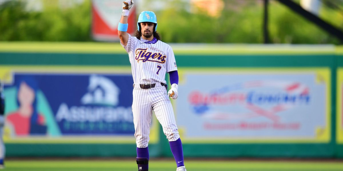 LSU takes down in-state foe, McNeese State, 14-1