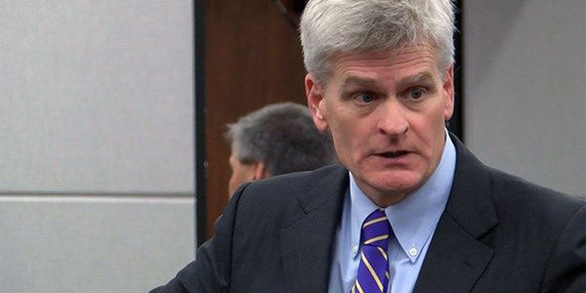Sen. Bill Cassidy withdraws support for Roy Moore over sexual misconduct allegations