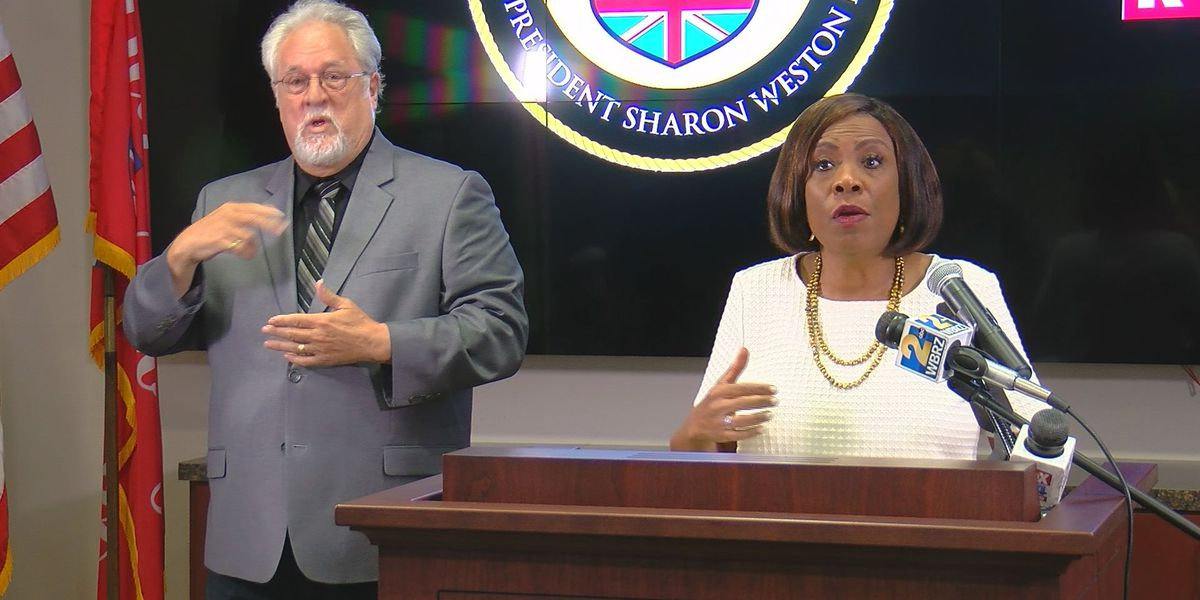 Mayor Broome on closures, garbage collections, and safety tips ahead of severe weather