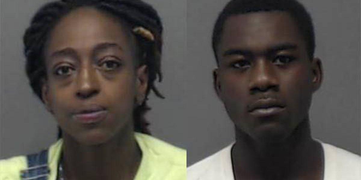 Deputies: Homeowner holds burglary suspect at gunpoint, second gets away