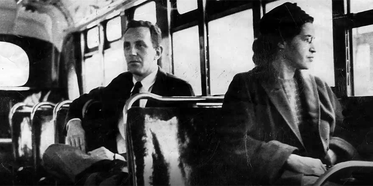 On this day: Rosa Parks refused to give up her seat