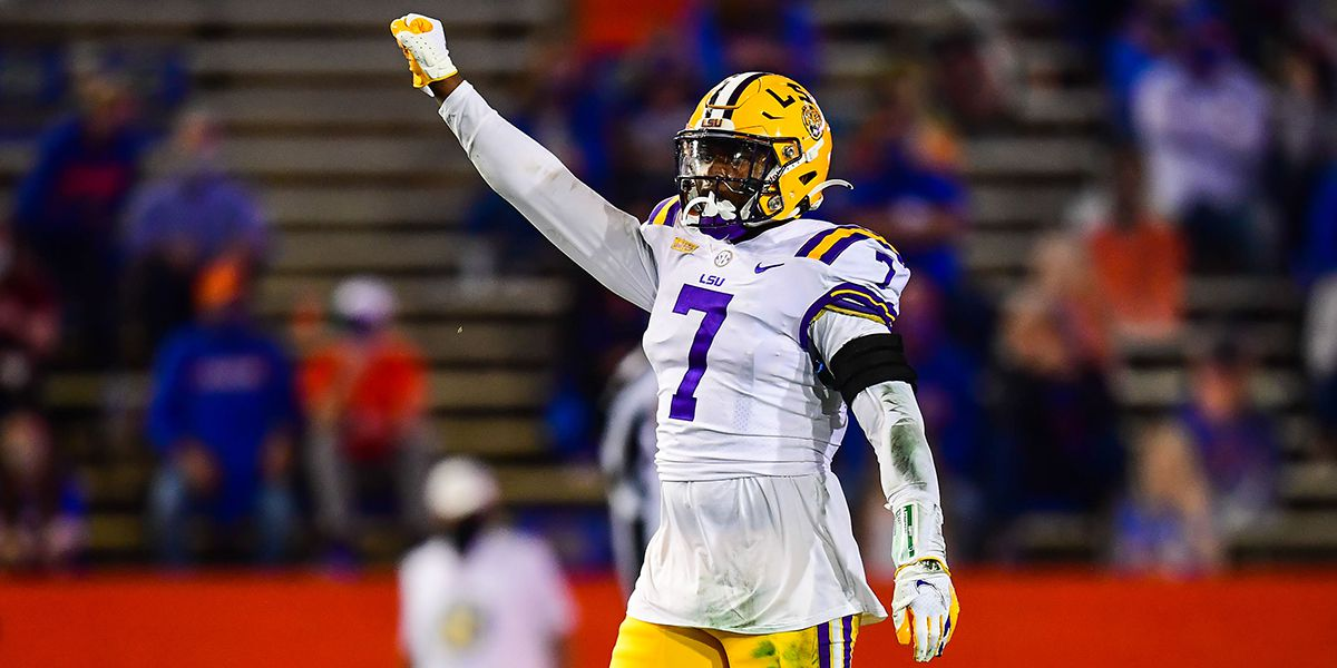 LSU senior S JaCoby Stevens confirms Ole Miss will be last game as Tiger; preps underway for Rebels