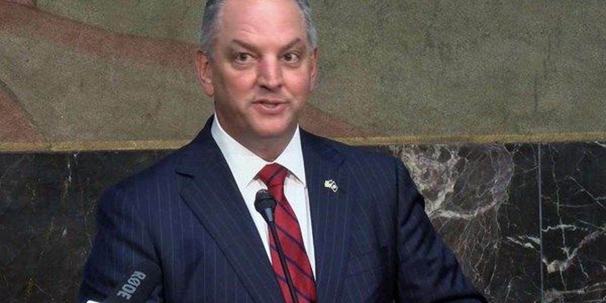 La. has 45 more new laws after Gov. Edwards signs bills