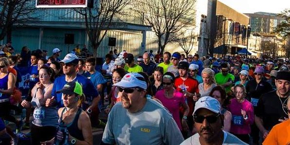 OLOLCH presents 4th Annual Amazing Half Marathon