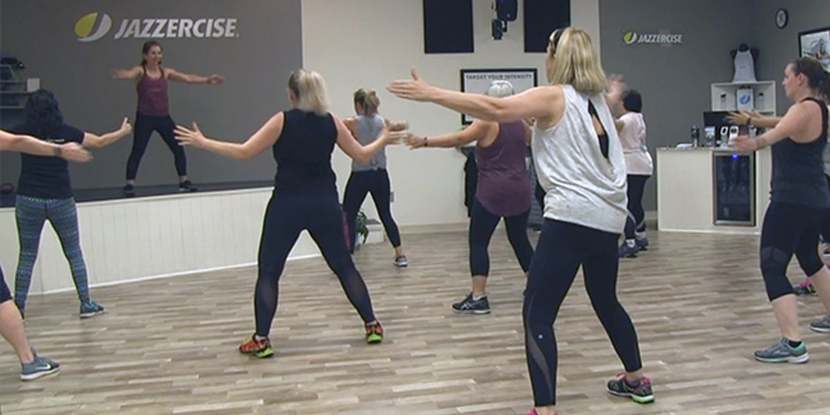 Jazzercise offers more than dance fitness