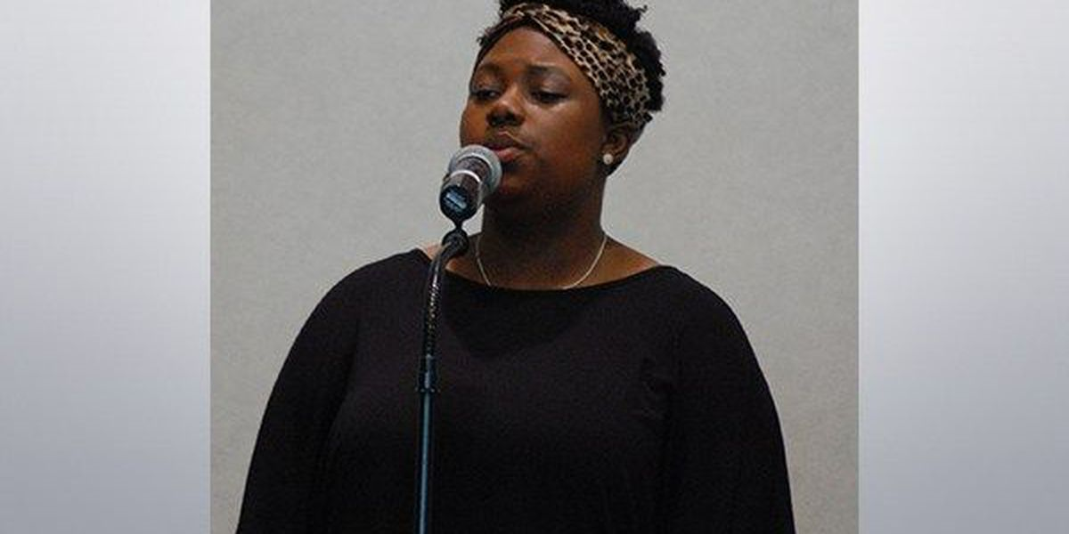 Louisiana state poetry champ guns for national title