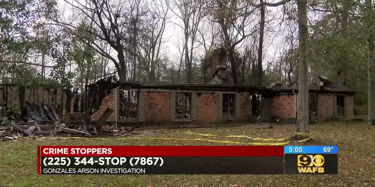 Officials seeking help from public after arson case in December