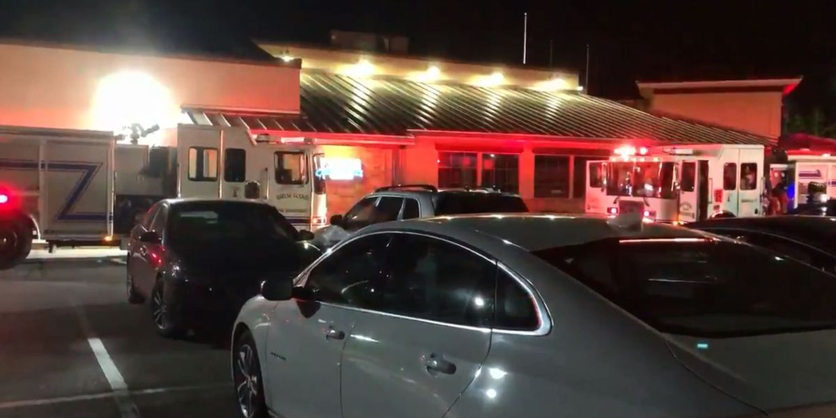 BRFD: Grease causes fire at Walk-On's