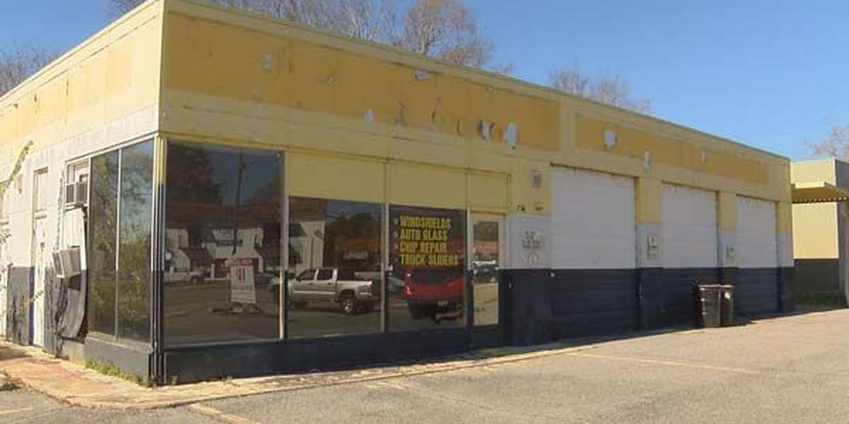 Mid-City eyesore to be demolished, retail center to be constructed in its place
