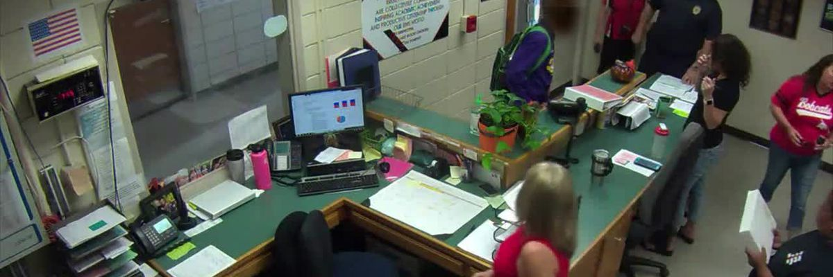 Leaked video shows violent struggle between officer and middle-school student