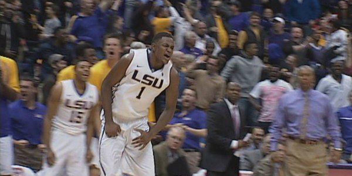 Jarell Martin leaving LSU for the NBA