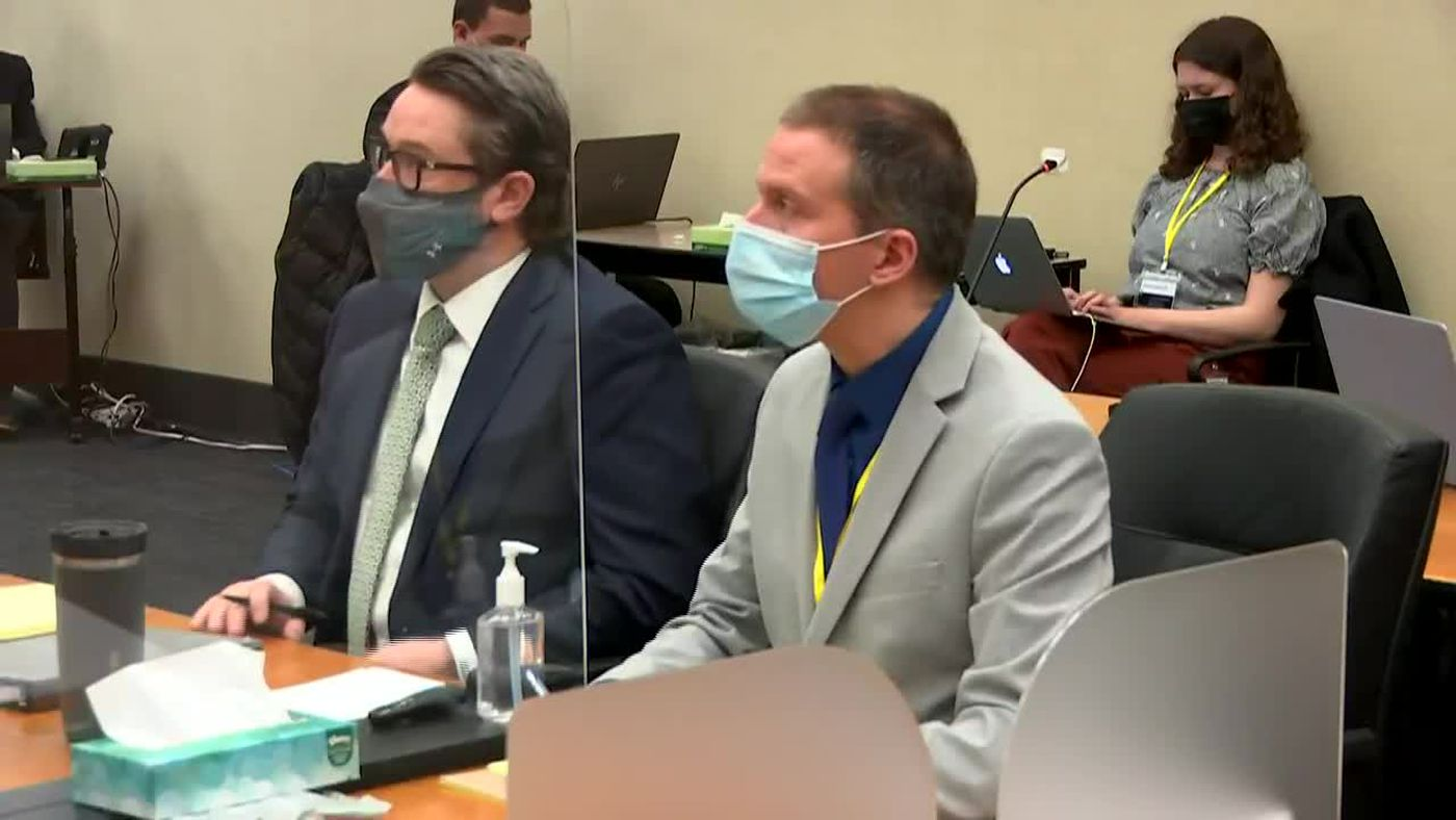 Murder case against Chauvin in George Floyd's death goes to jury