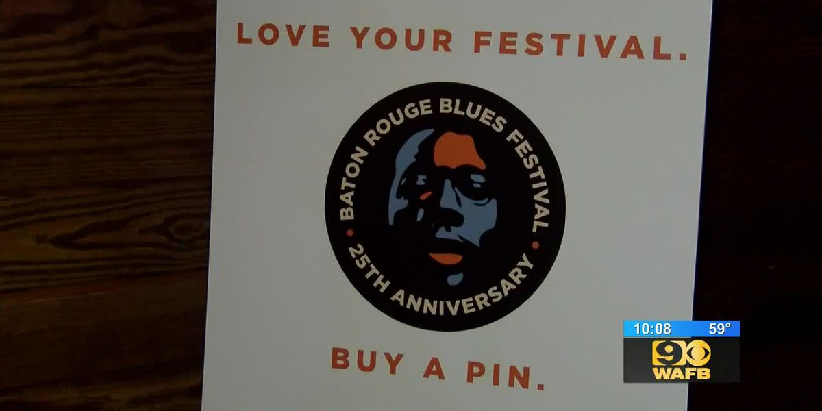 Lineup for 25th anniversary of Baton Rouge Blues Festival announced at special event