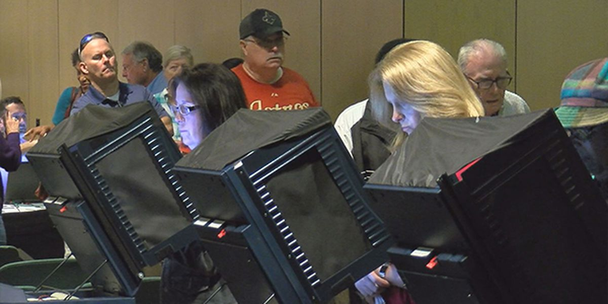 Early voting for Dec. 8 election ends Saturday