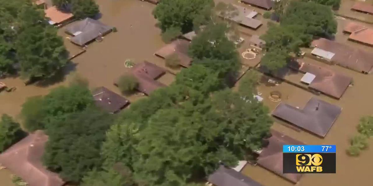 DRAINAGE DILEMMA: Homeowners concerned over status of FEMA mitigation dollars, projects