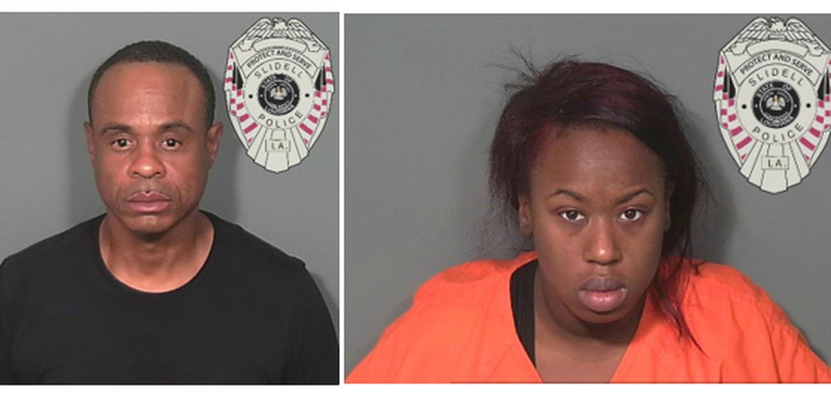Two adults arrested after 5-year-old arrives at Slidell, La. school with cocaine