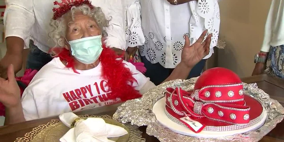 North Carolina woman who grew up on a plantation turns 103