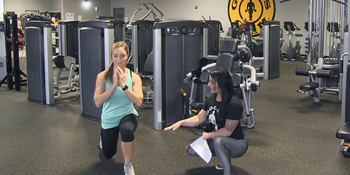 Resolutions to results: Gold's Gym shares HIIT exercise you can do at home