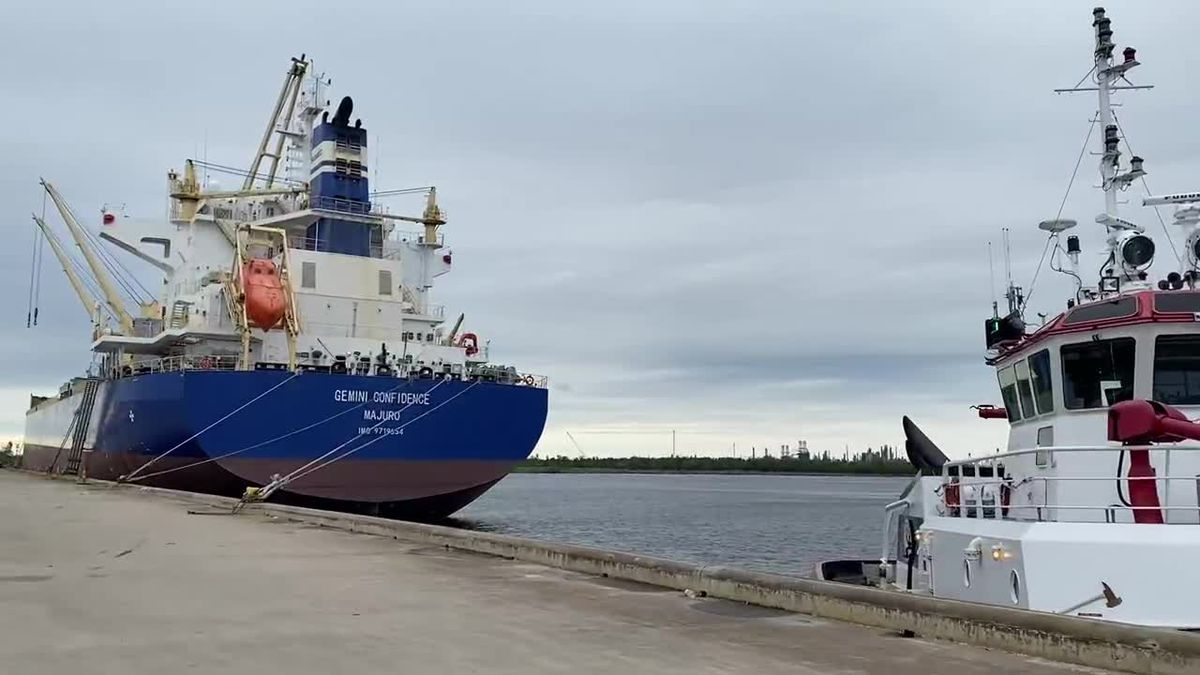 Port of Lake Charles describes damage brought by Hurricane Laura