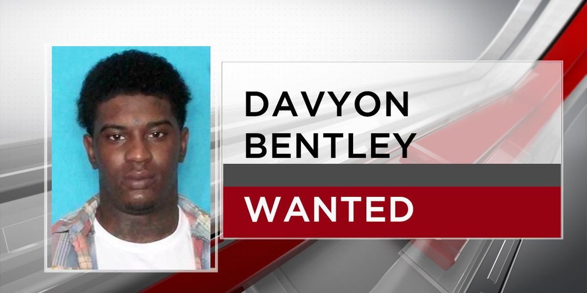 WANTED: Man accused of firing multiple shots inside ex-girlfriend's home
