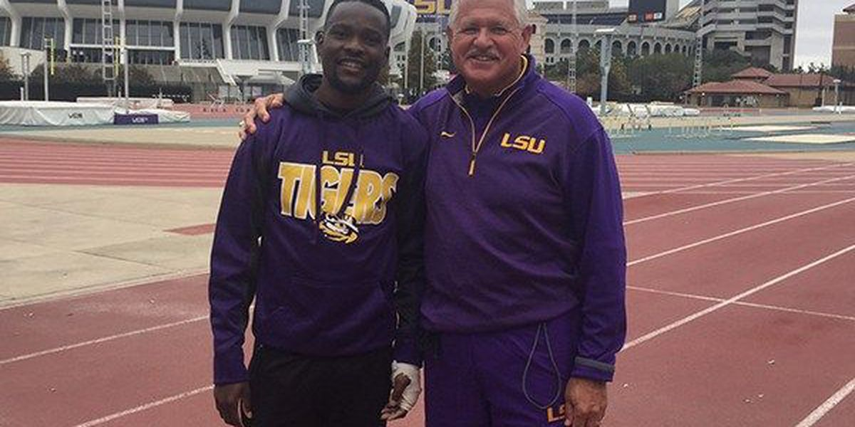 LSU creates fund to help former track standout in need of transplant