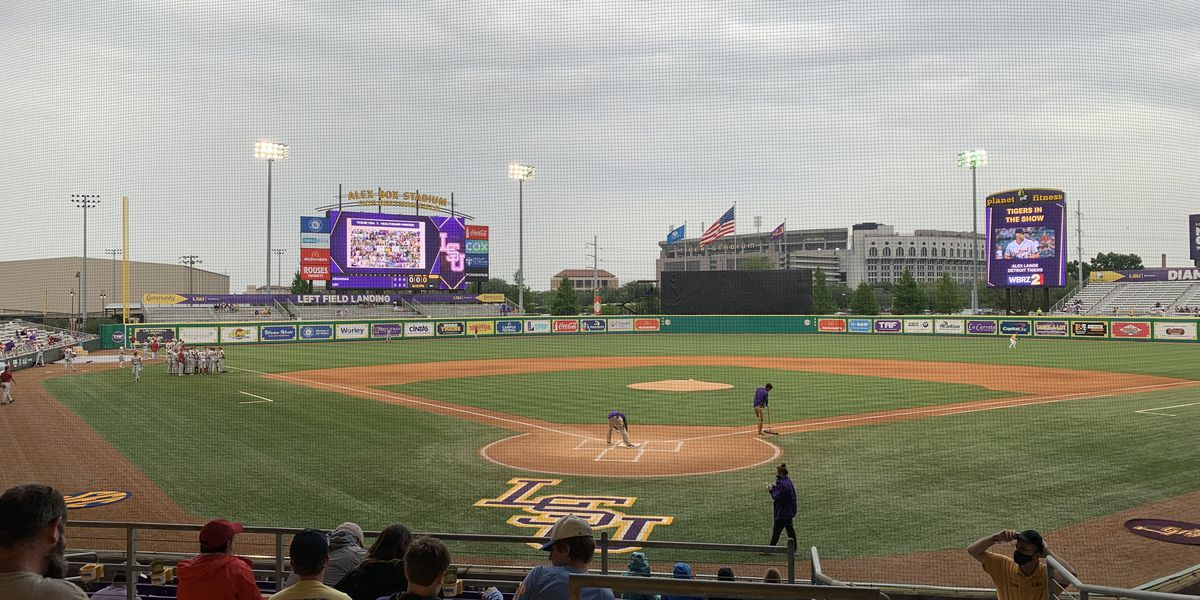 LSU vs. Southern rescheduled for Monday at 5 p.m.