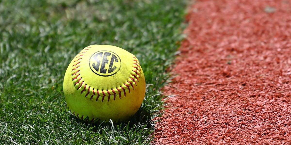 SEC announces softball conference schedule