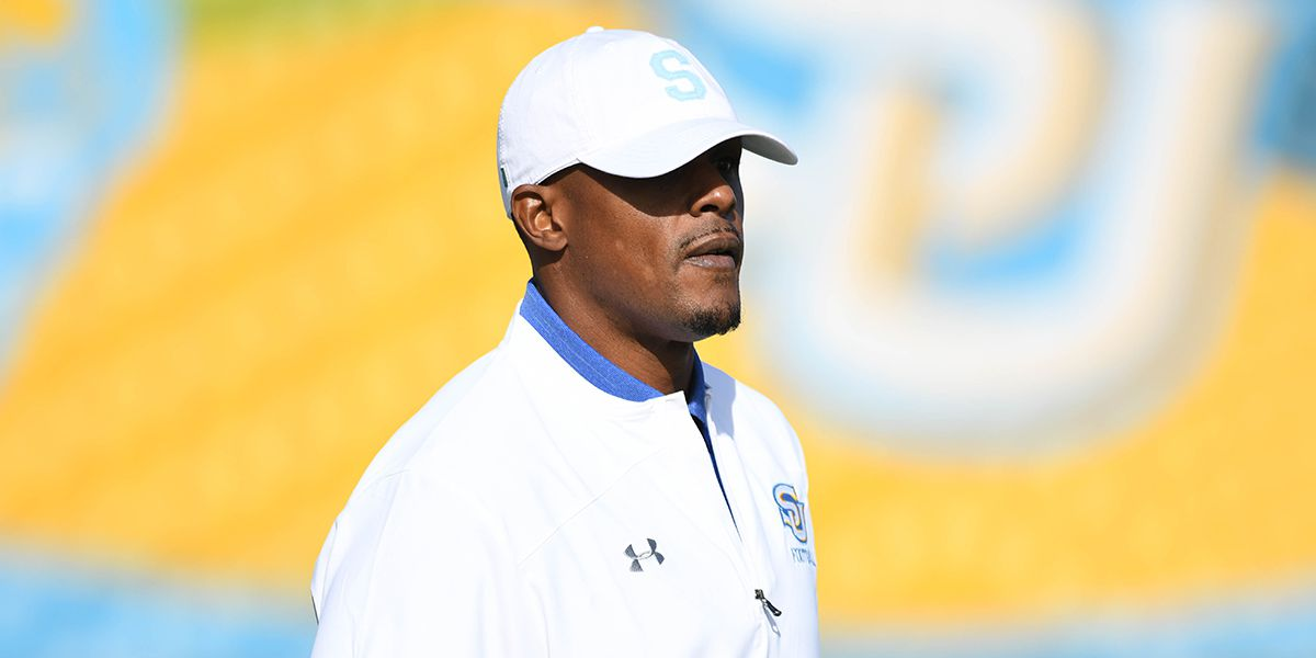 Southern offensive coordinator takes head coaching job at Benedict College