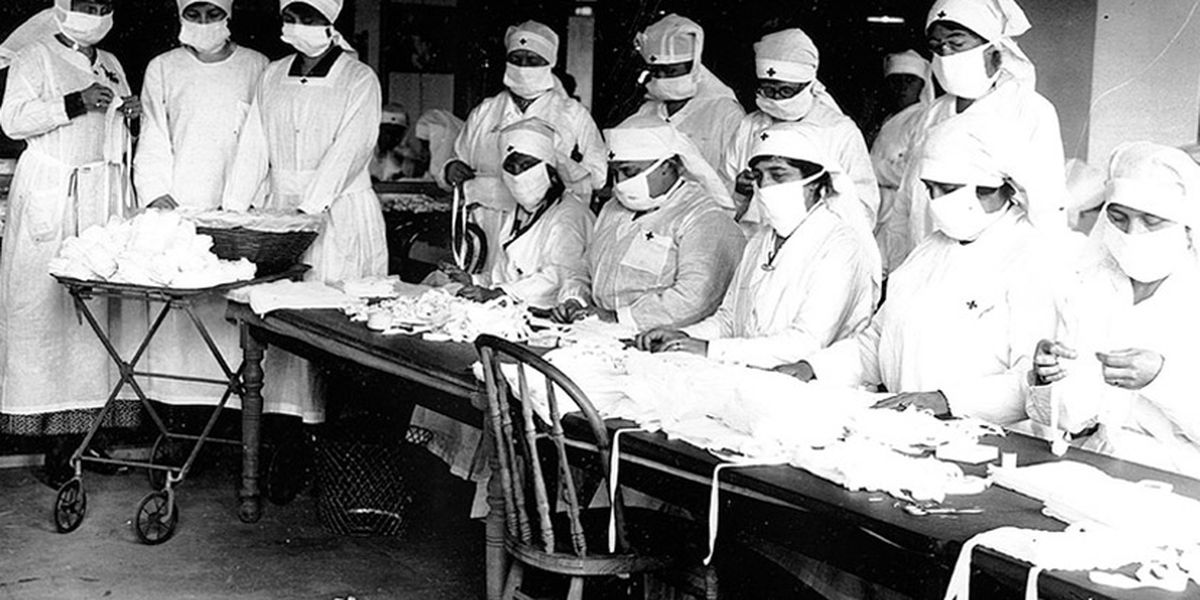 HEALTHLINE: How past pandemics shape our modern response