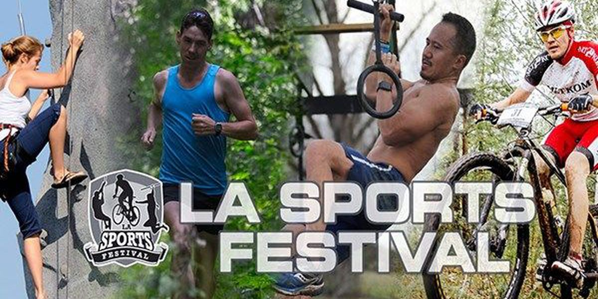 Louisiana Sports Festival to include multiple races and massive water balloon fight