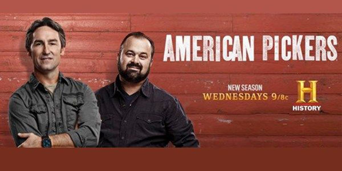 American Pickers to film in Louisiana, looking for leads on antiques