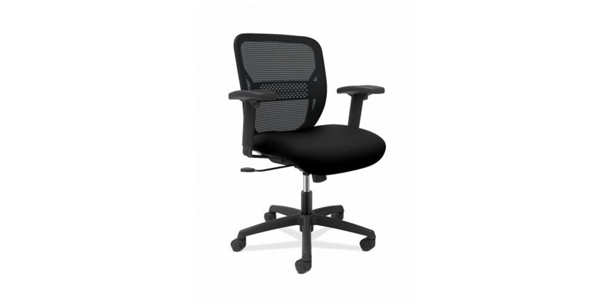 Nearly a dozen reports of office chairs breaking, including 2 injuries leads to recall