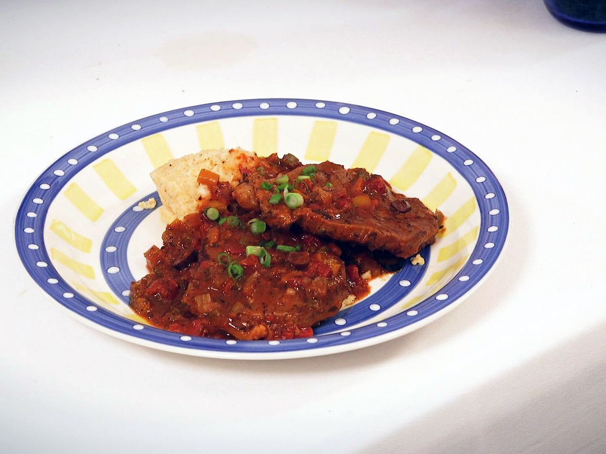 Spanish-Style Grillades and Gravy