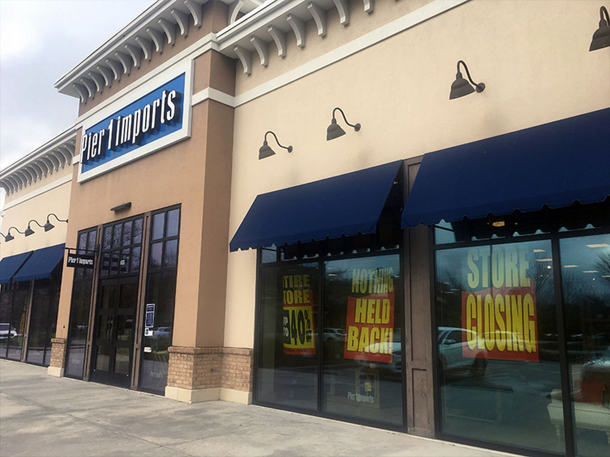 Pier 1 on Perkins in Baton Rouge reportedly closing