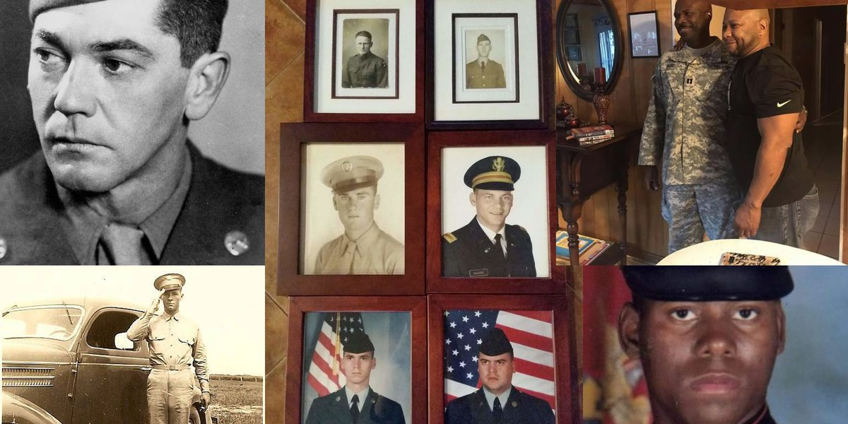 Share your Veterans Day photos with us