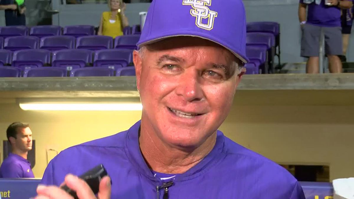 LSU baseball ranked No. 11 in preseason poll